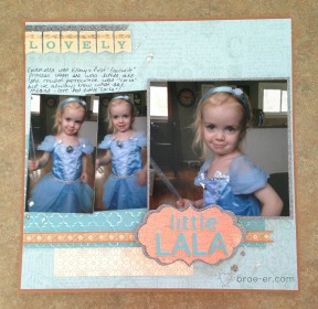 little lala layout