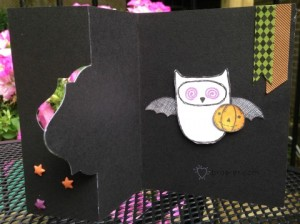 hoot card SOTM inside