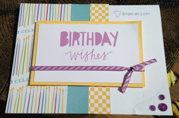birthday kit card