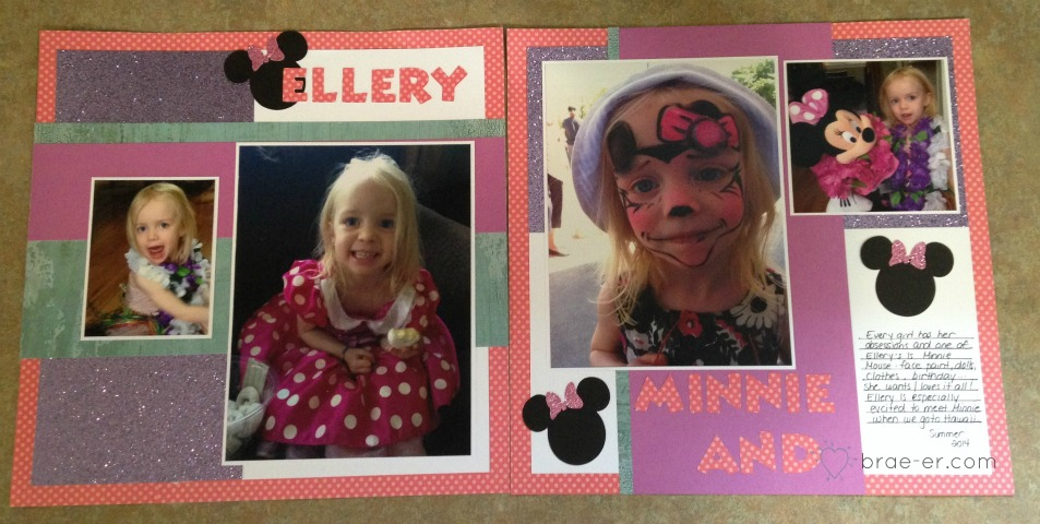 minnie and ellery layout
