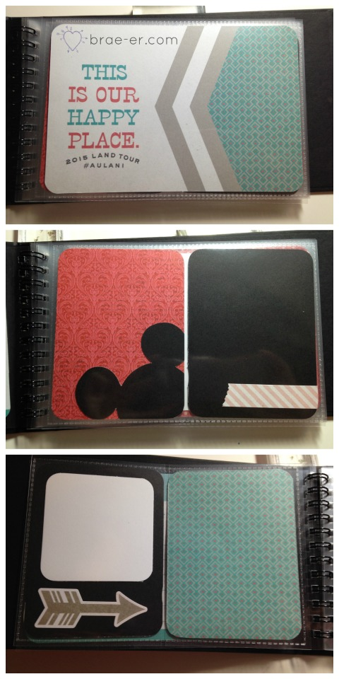 mini mickey book 1