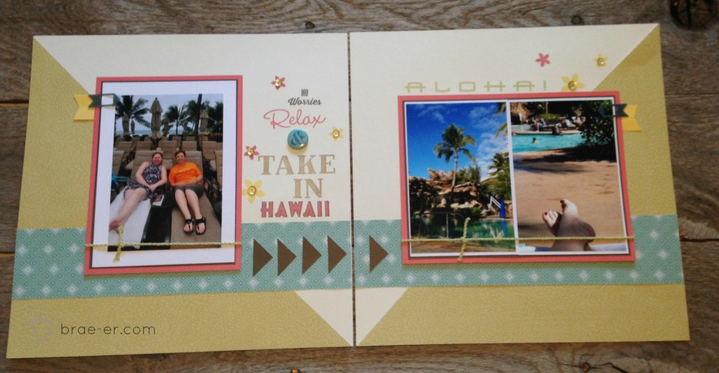vacation album page 5