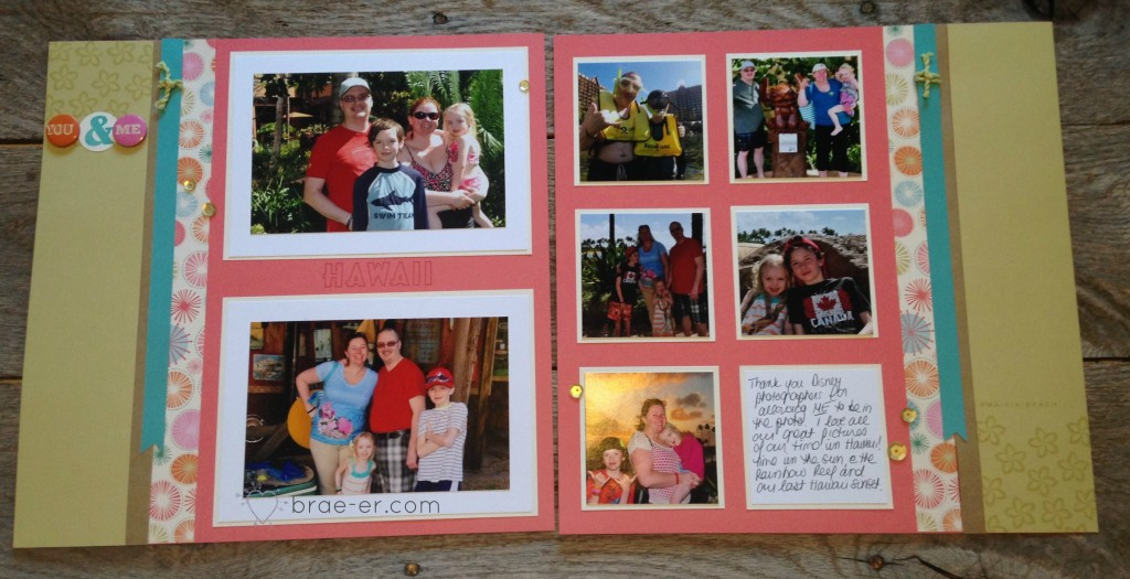 vacation album page 7