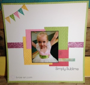embossed blog hop