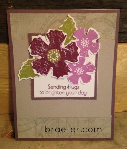 nevermore flower card