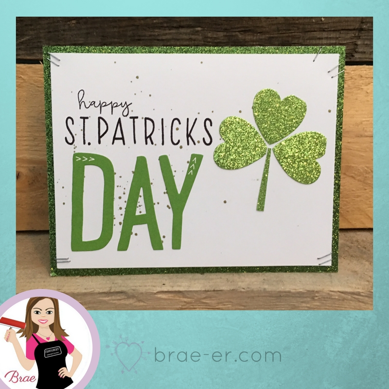 st paddys card
